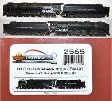 NYC 6021 S-1b 4-8-4 Niagara Broadway Ltd P.2  2325 HO 2565 MR5.5