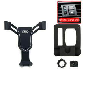 For BMW 5 Series F10 2010 - 2016 Car Air Vent Mount Mobile Phone Holder Cradle