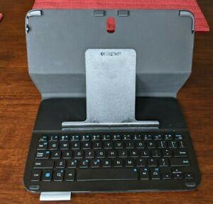 LOGITECH Y-R0044 Type S (SN 820-006729) Tablet Case Bluetooth Keyboard