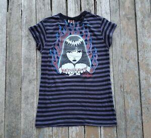 Vintage Emily the Strange baby tee shirt babydoll