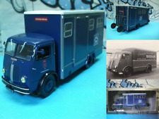Truck camión camion camião Berliet GLA França 1957 Haras du Pin  Ixo/Altaya 1:43