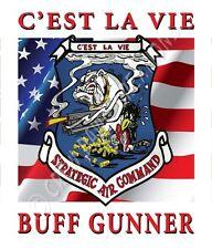 B-52 Stratofortress  BUFF Gunner's Patch Garden Flag