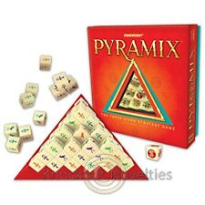 Pyramix Fun Game Play Table Top Tabletop Family Win Games Strategy