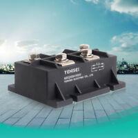 New Black MDQ-200A Single-Phase Diode Bridge Rectifier 200A Amp Power 1600V