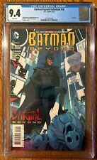 Batman Beyond Unlimited #18 CGC 9.4 1st App: Batgirl Beyond (Nissa); Last Issue