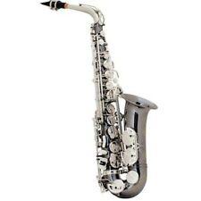 Selmer AS42B Professional Alto Saxophone, Black Nickel Finish