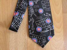 Chicago Cubs masa hasta 2002 béisbol interés corbata por Ralph Marlin