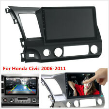 For Honda Civic 06-11 Quad Core Android 9.1 Car GPS Navigation Wifi Radio Player