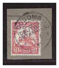 DOA  ° Dodoma  1.4.15 Weltkrieg ! Luxus  Briefstück