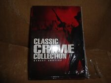 Classic Crime Collection - Street Justice (DVD 4-Pack Box Set) [2006]