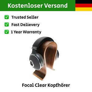 Focal Clear gebraucht grau B-Ware High End Kopfhörer 3.5 mm Klinke - Händler