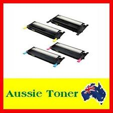 4x HY Toner for Samsung CLP-320 CLP-320N CLP-325 CLP-325N CLP-325W CLX-3185FW