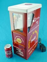 COCA-COLA Converted Diamond F-1 Series Farebox with Vault for Bus, Trolley, Tram