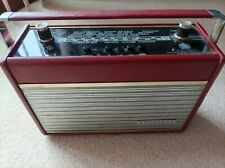More details for classic dynatron rally transistor radio