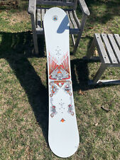New listing Burton Shaun White Snowboard