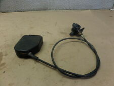 1986 HONDA ELITE CH250 LATCH LEVER WITH CABLE
