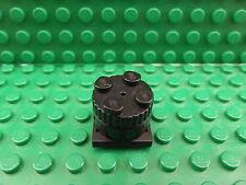 LEGO ELECTRIC NERO SUONO SIRENA unità 9V 2 x 2 x 1 1/3 parte 4774