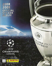 Panini Champions League 08 09  Aus Liste 10 Sticker aussuchen