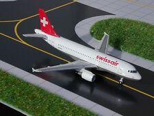 """Swissair A319 """"Rümlang"""" (HB-IPV), GJ, 1:400!"""