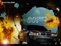 [GOODS] 007 James Bond Car BMW 750iL Jigsaw Puzzle 750pcs Tomorrow Never Dies