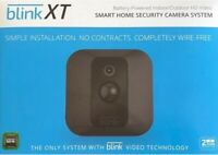 Blink XT 1080P Indoor/Outdoor Camera System or Add-on, Alexa + Free Cloud - New