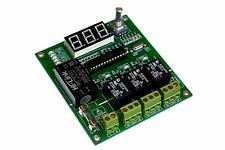 Traffic Light Controller Sequencer AC 100V-240V 50hz 60Hz Also DC up to 30V