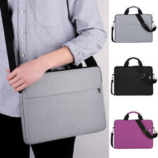 13 14 15 inch Laptop Shoulder Bag Waterproof Carrying Soft Notebook Case Cover