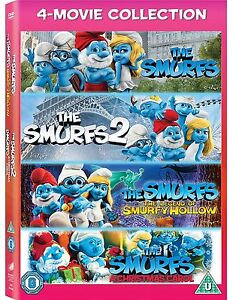 The Smurfs: Ultimate Collection BOX SET DVD ** NEW & SEALED FAST UK DISPATCH**