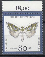 BRD 1992 Mi. Nr. 1604 mit Oberrand Postfrisch TOP!!! (27658)