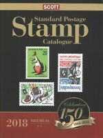 Scott Standard Postage Stamp Catalogue 2018 : Countries of the World J-M, Pap...