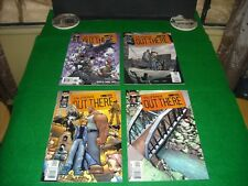 CALIFORNIA 56 OUT THERE #6 JAN,# 8 MAR,#9 MAY,#10 2002 COLLECTIBLE DC COMICS!!
