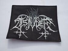 TSJUDER BLACK METAL EMBROIDERED PATCH