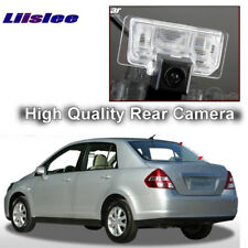 Parking Reverse Backup Rear View Camera For Nissan Tiida Versa Latio Trazo C11
