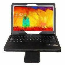 Bluetooth Keyboard Leather Case Cover for Samsung Galaxy Note 10.1 2014 Edition
