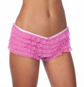 Honeydew Intimates Lace Ruffle Low Rise Rumba Panty 004-5