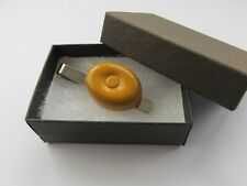 Handmade Fun Werthers Original Caramel Candy Sweet Mens Tie Pin Clip / Slide