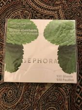 Sephora Collection Cooling Mint Blotting Papers -100 Sheets