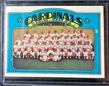 1972 Topps #688 St. Louis Cardinals St. Louis Cardinals BB