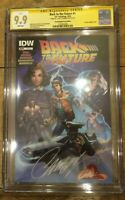 Back To The Future 1 Campbell Variant CGC SS 9.9 Campbell 1331862006