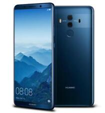 "Huawei Mate 10 Pro Blue Dual SIM 6GB/128GB 6"" Dual 20MP Android Phone By Fedex"