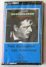 FRED BUSCAGLIONE  E I SUOI ASTERNOVAS - Musicassetta Sigillata