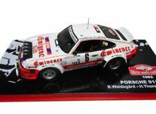 Porsche 911 SC Waldegard 1982 Rally Montecarlo 1:43 Ixo Altaya Diecast