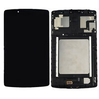 FOR LG G Pad F 8.0 V495 V495 Assembly LCD Touch Screen Digitizer Glass +Frame