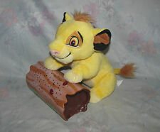 Disney Lion King Plush Baby Simba Lamp/Night Light - Working - Dreamy Stars