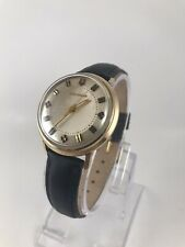 1960's Bulova Accutron 214 Movement - Parts or Repair Gold Filled Case and Back