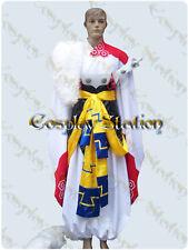 Inuyasha Sesshomaru Cosplay Costume_commission127