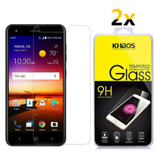 2-Pack Khaos For ZTE Blade X (Z965) Tempered Glass Screen Protector