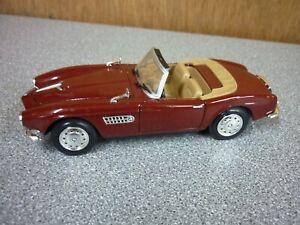 1/24 BMW 1955 507 DIECAST MODEL CAR - GOOD CONDITION