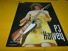 PJ HARVEY - Mini poster couleurs 2 !!!!!!!!!!!!!!!