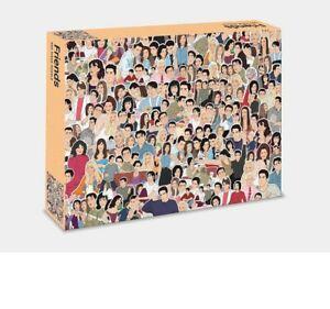 Friends Tv Show 500 Piece Puzzle Jigsaw Sealed